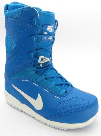 Nike Snowboarding Zoom Kaiju Boots Imperial Blue Swan