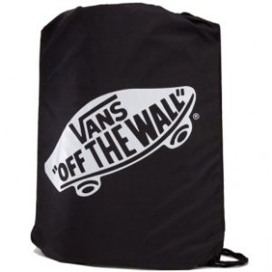 dfcb206265c Vans Bag | Vans Benched Gym Sack – Onyx | Skate Shoes Shop UK