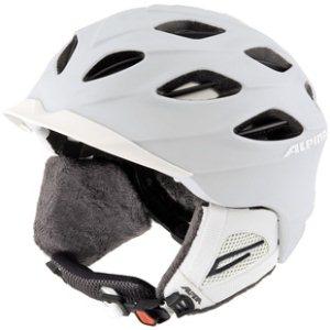 Alpina Ski Helmet Alpina Super Cybric Ski Helmet White Mat - Alpina ski shop