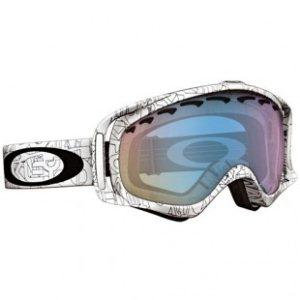 oakley crowbar t93e  Oakley Ski Goggles  Oakley Crowbar Ski Goggles